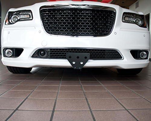 2006-2010 Chrysler 300 SRT8 Quick Release License Plate Bracket STO N SHO