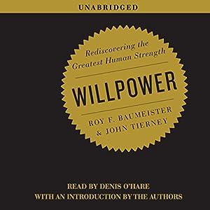Willpower Hörbuch