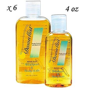 c7c4da597592 Amazon.com : LOT: 6 Dawn Mist Travel Size 4oz Shampoo & Body Bath ...