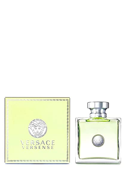Amazon.com  Versace - Versense Eau De Toilette Spray 100ml 3.4oz  Beauty 8f3ebf02f