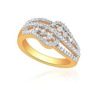 Giantti Women's 14KT Diamond Ring - IGL Certified (0.45 Ct, I1 Clarity, GH-Colour)