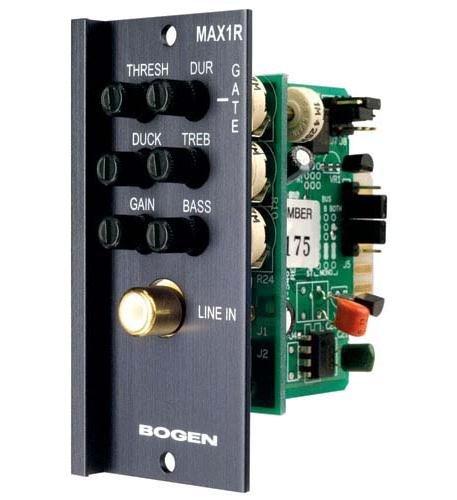 Amplifier Input Modules - 5