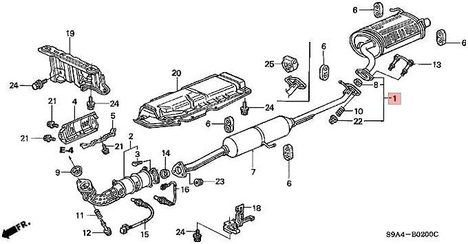 AP Exhaust 709017 Muffler