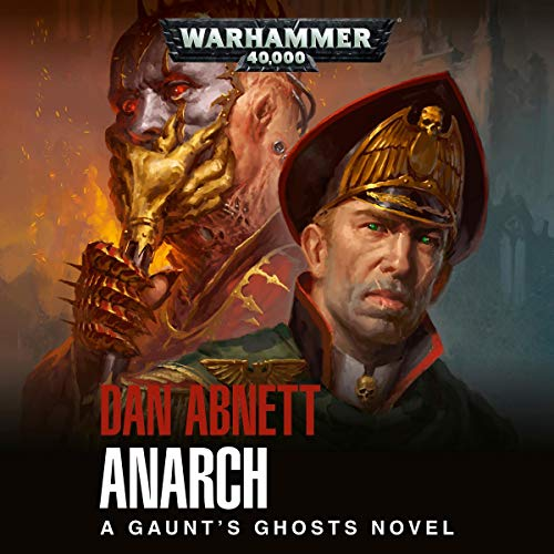Pdf Science Fiction Anarch: Gaunt's Ghosts, Book 15