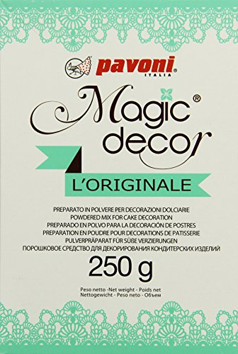 Cake Company Magic Decor 250gr 1er Pack (1 x 250 g)