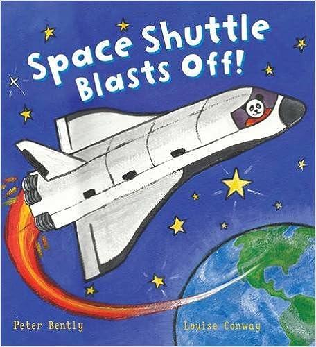 Busy Wheels Space Shuttle Blasts Off