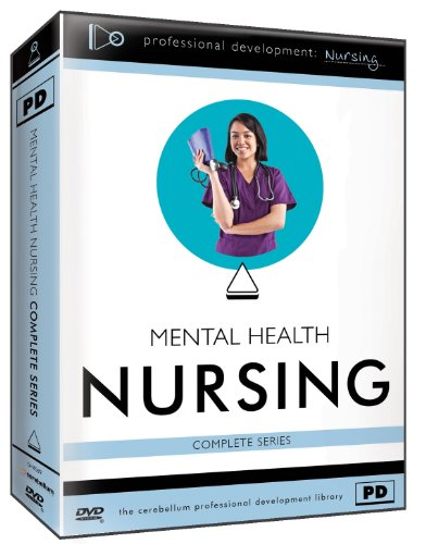 Mental Health Nursing Complete 5-DVDSeries by Cerebellum Corporation
