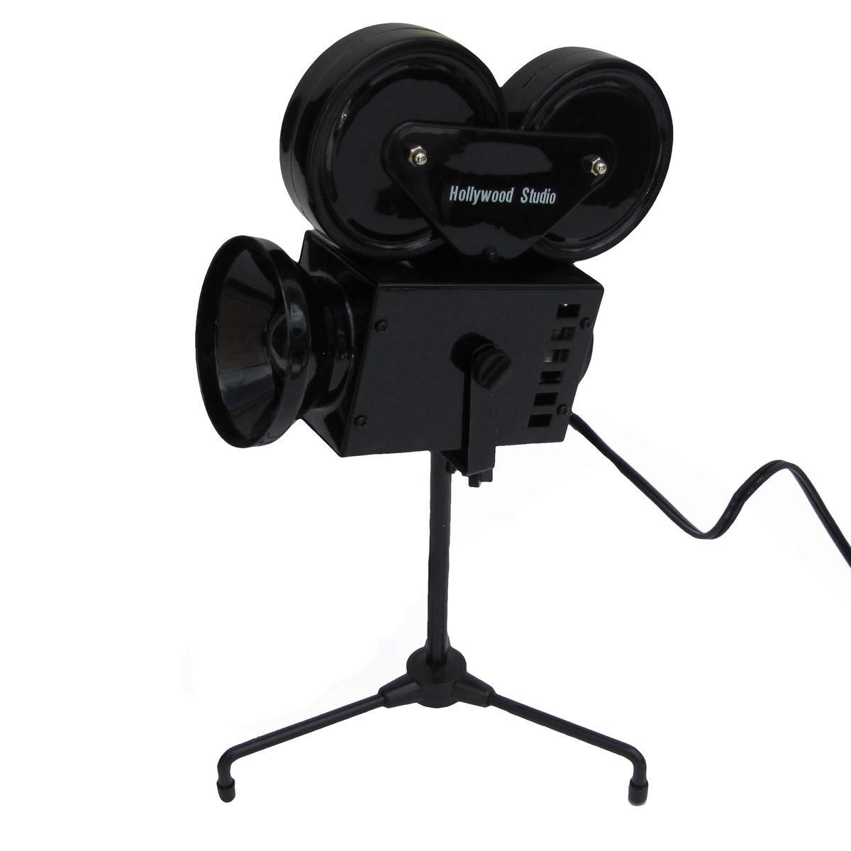TG,LLC Adjustable Movie Set Camera Lamp Office Desk Light Home Theater Decor