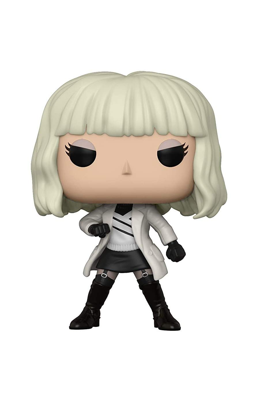 Funko POP! Movies: Atomic Blonde Lorraine (Styles May Vary) Collectible Figure, Multicolor