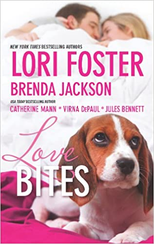 Love Bites: Love Unleashed//Smookie and the Bandit//Molly Wants a Hero//Dog Tags//Mane Haven (The Carlisles Book 1)