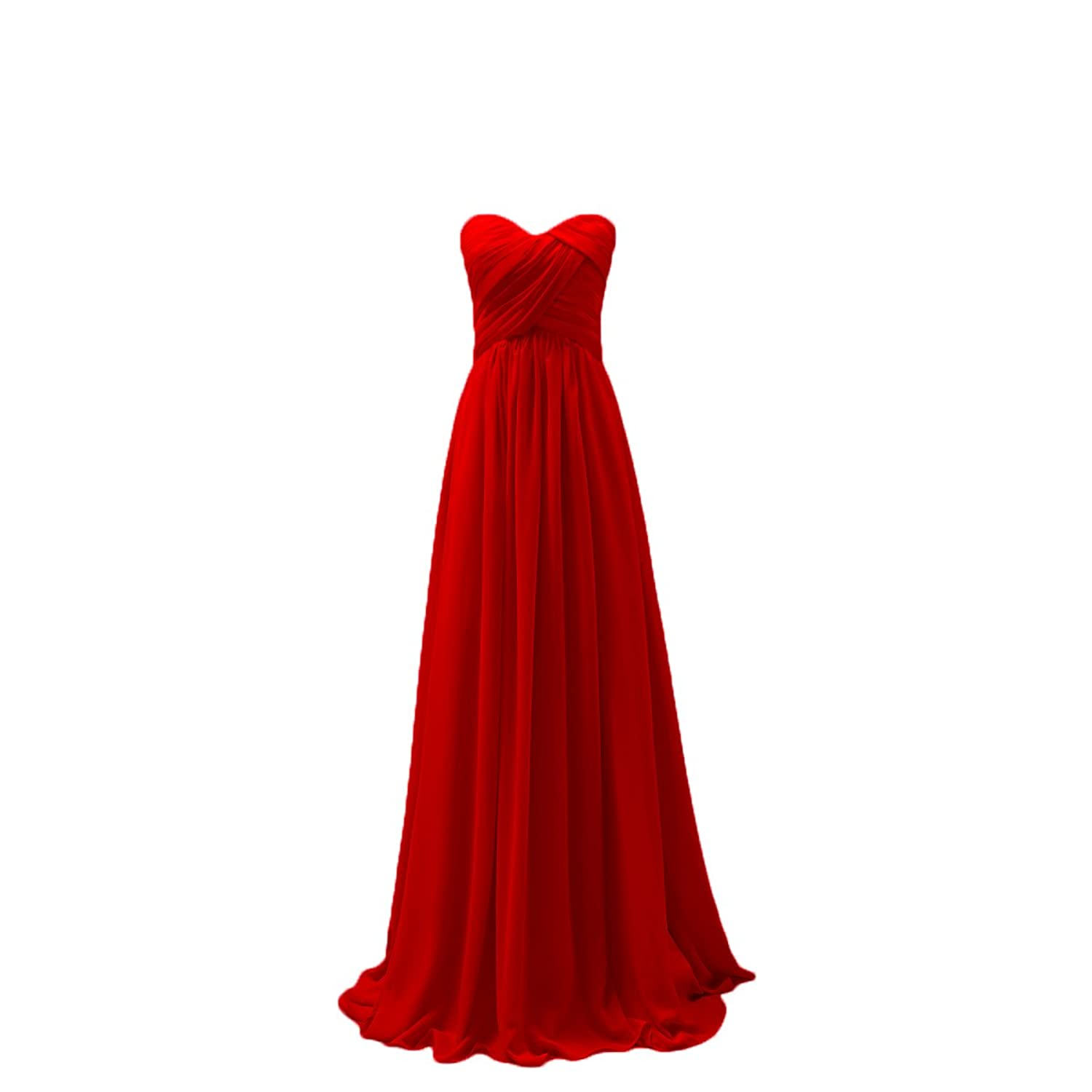 Bridal Mall Women's Sweetheart Bridesmaid dresses Party Evening Dresses