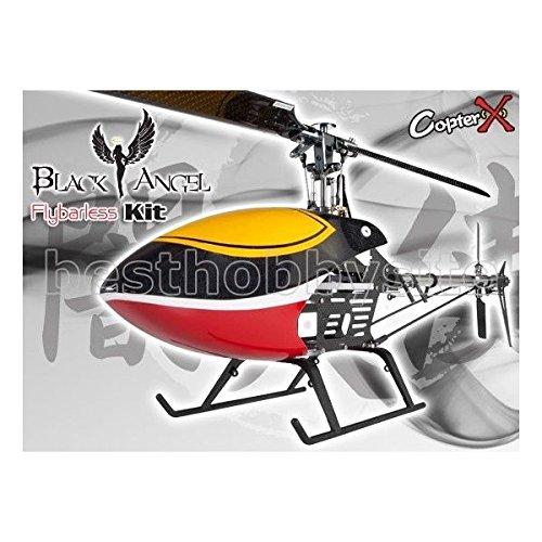 T-rex 450 Belt - CopterX CX 450BA Black Angel Flybarless Belt Kit T-rex Trex 450 PRO Helicopters