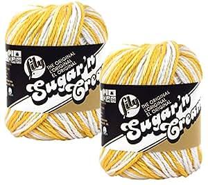 Bulk Buy: Lily Sugarn Cream Ombres (2-Pack) (Daisy)
