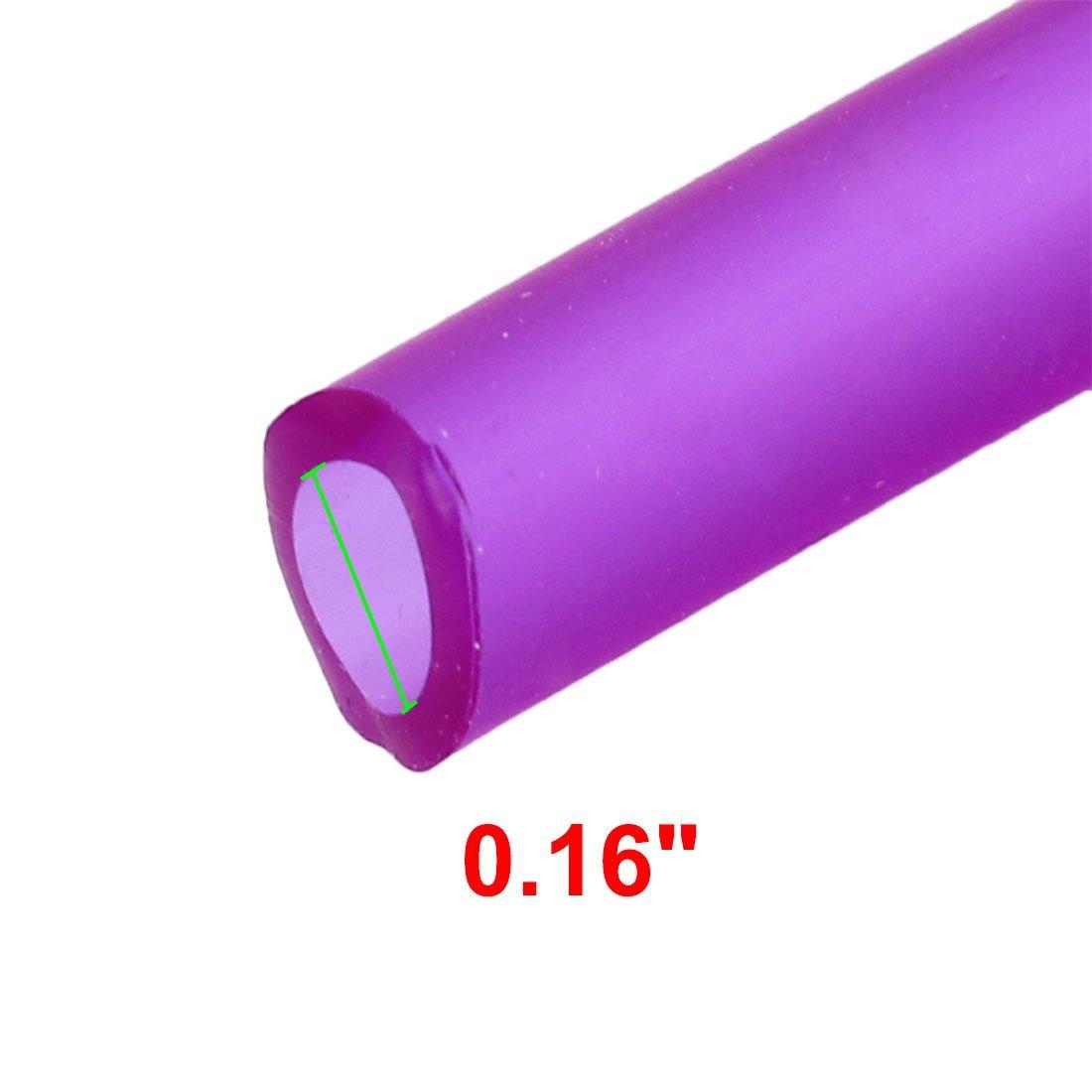 Amazon.com : eDealMax T de PVC en Forma de acuario de la válvula de aire Tubo Flexible de oxígeno circulan el tubo 5.1M Longitud púrpura : Pet Supplies