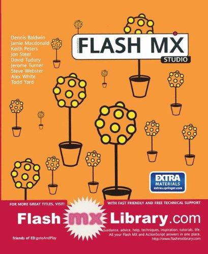 Macromedia Flash MX Studio by Brand: friendsofED
