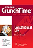 Constitutional Law, Emanuel, Steven L., 0735508151