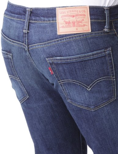 Levi's Jeans 511 Shower 709 Uomo Fit rain Slim Blu pfptxgqrw