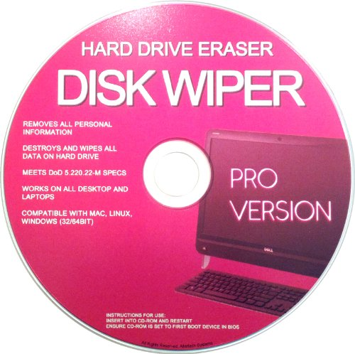 Professional Hard Drive Eraser /...