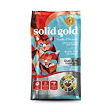 Solid Gold Dry Kitten Food; Touch of Heaven Grain-Free with Real Chicken, 6 lbs