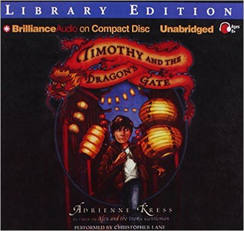 Read Timothy and the Dragon's Gate PDF, azw (Kindle), ePub