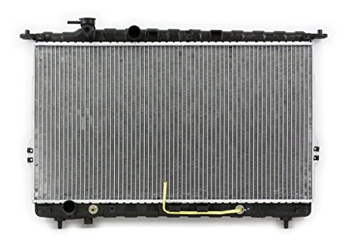 Radiator - Pacific Best Inc For/Fit 2790 04-06 Kia Amanti PTAC