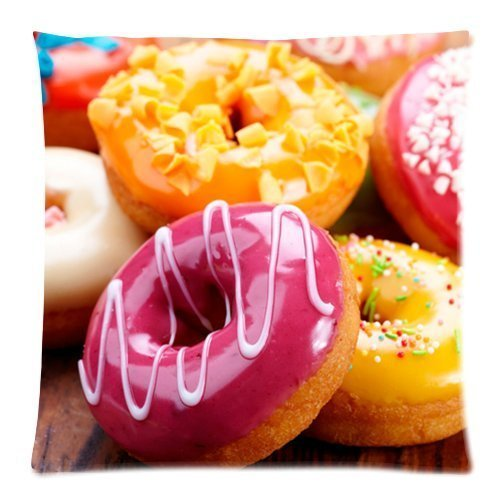 Amazon.com: Popular Pink Donut de chocolate Yummy Pastel ...