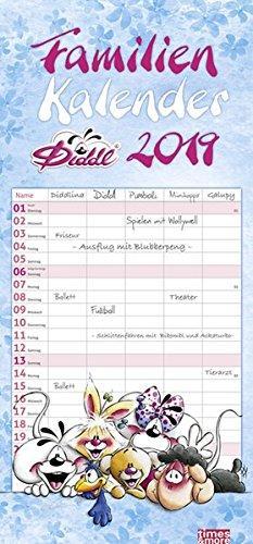 times-more-diddl-familienplaner-kalender-2019