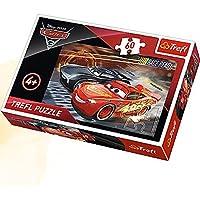 Trefl Çocuk Puzzle Cars 3 Race. Disney 60 Parça