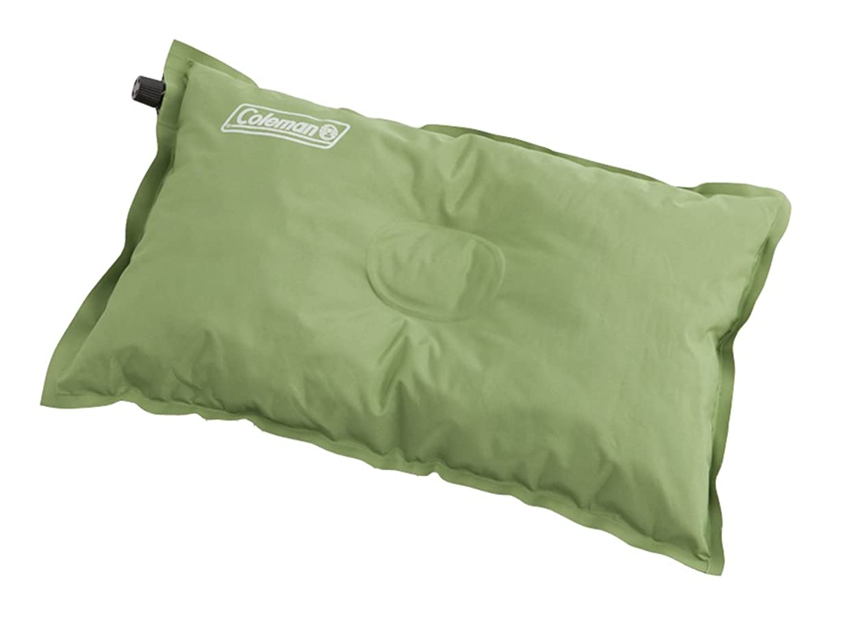 野球明るい出費JOOKYO エアーピロー 携帯枕 手動プレス式 軽量 折り畳み アウトドア キャンプ 旅行用 収納袋付き