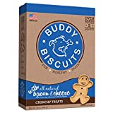 Cloud Star Buddy Biscuits Dog Treats, Bacon And Cheese Flavor, 16-Ounce Boxes (Pack Of 6) Review