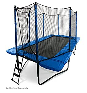 Amazon Com Jumpsport 10 X17 Stagedbounce Includes