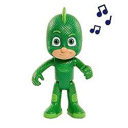 PJ Masks Deluxe Talking Gekko Figure