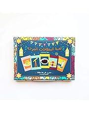 لعبة البطاقات المرحة رمضان  -لعبة الذاكرة