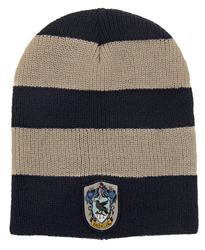 [Harry Potter Ravenclaw House Slouch Beanie by elope] (Adult Dumbledore Costumes)
