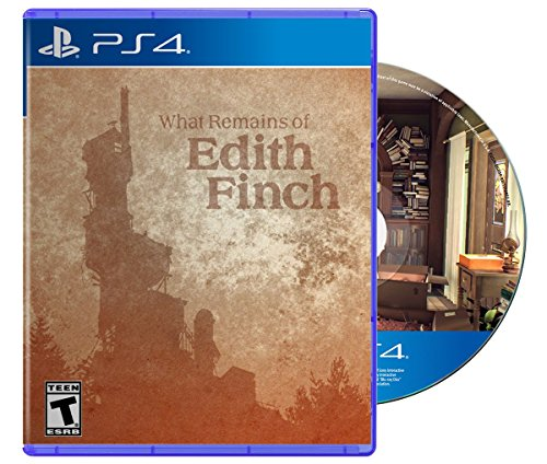What Remains of Edith Finch PS4 Physical Edition (Whats The Best Game For Ps4)