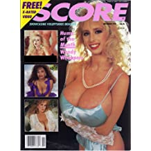 SCORE NOVEMBER 1992 WENDY WHOPPERS