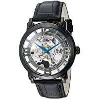 Men's 165B2.335569 Winchester 44 Automatic Skeleton Black Dial Watch