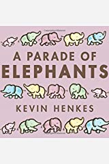 A Parade of Elephants Hardcover