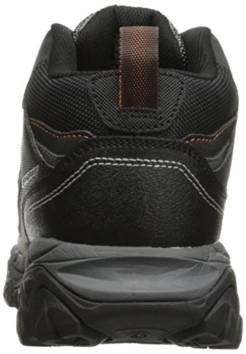 buy cheap brand new unisex amazing price cheap online Skechers Sport Men's Afterburn M. Fit Mid-High Sneaker Black/Charcoal from china online 3i7kZCe