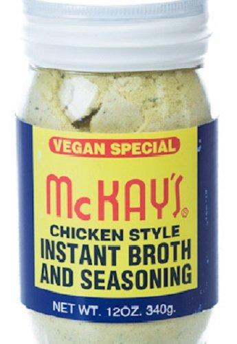 McKay's Chicken Style Instant Broth & Seasoning, Vegan, 12 oz