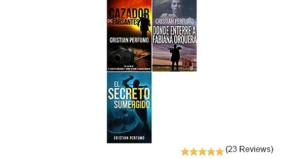 La trilogía de la Patagonia: Tres novelas de misterio que han cautivado a miles de lectores eBook: Cristian Perfumo: Amazon.es: Tienda Kindle