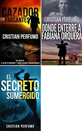 La trilogía de la Patagonia: Tres novelas de misterio que han cautivado a miles de