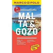 Malta & Gozo Marco Polo Pocket Guide
