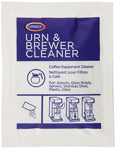 Urnex Original Urn and Brewer Cleaner, 48 Count