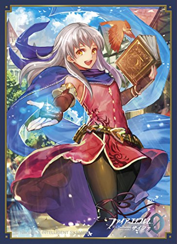 Fire Emblem 0 Cipher Micaiah Morning Mist Trading Character Sleeve Card Game Anime FE 64 by Movic