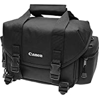 Canon 2400 Digital SLR Camera Case Gadget Bag + Tripod Kit for EOS 6D, 7D, 77D, 80D, 5DS R, 5D Mark II III IV, Rebel T6, T6i, T6s, T7i, SL1, SL2 from Canon