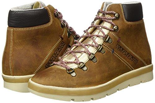 braun Sneaker Lykke Napapijri Alte Marrone Donna N44 tan wTzOgHq