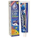 Coral Kids Toothpaste Berry Bubblegum Flavor 6 oz.