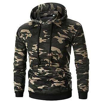 Cyose Fashion Jacket Men High Army Winter Outerwear