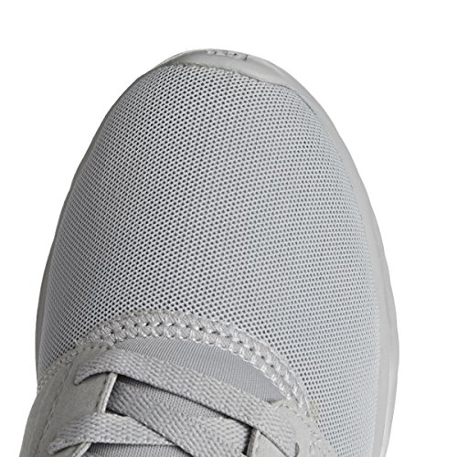 Gris Scarpe Heathrow Donna Basse Grey Ginnastica da Shoes DC fwESqx040